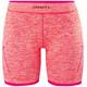 Craft Active Comfort Ondergoed onderlijf Dames roze/rood